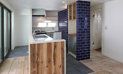 習志野 戸建てリノベーション (キッチン)