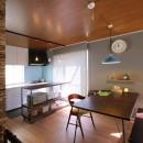 南生田 戸建てリノベーションの写真 ダイニングキッチン