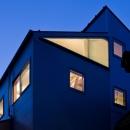 音楽室のある家/土手の見えるハッピーファミリーハウス