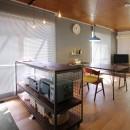 南生田 戸建てリノベーションの写真 キッチン