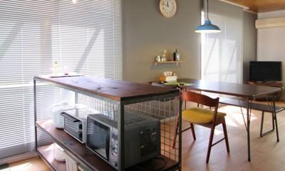 キッチン|南生田 戸建てリノベーション