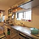 荻窪 戸建てリノベーションの写真 キッチン