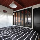 荻窪 戸建てリノベーションの写真 ベッドルーム