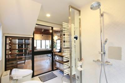 バスルーム (荻窪 戸建てリノベーション)