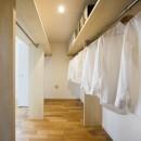 小木野貴光 | 小木野仁美の住宅事例「回遊式の収納のある家」