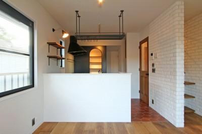 キッチン (保土ヶ谷 戸建てリノベーション)
