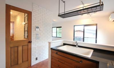 キッチン|保土ヶ谷 戸建てリノベーション