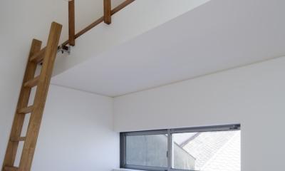 桑津の家 (3階子供室)