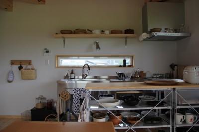 キッチン (通町の家)