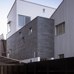 建築家 Kumi  Inoueの事例「桑津の家」