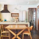 kvalitetの写真 モールテックスを使用したキッチン