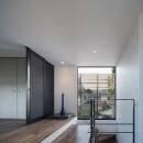 堺・槙塚台の家の写真 階段