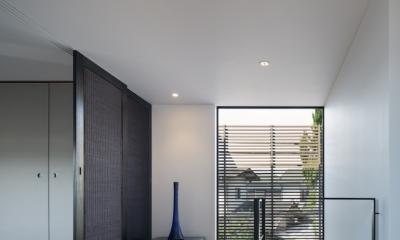 堺・槙塚台の家 (階段)