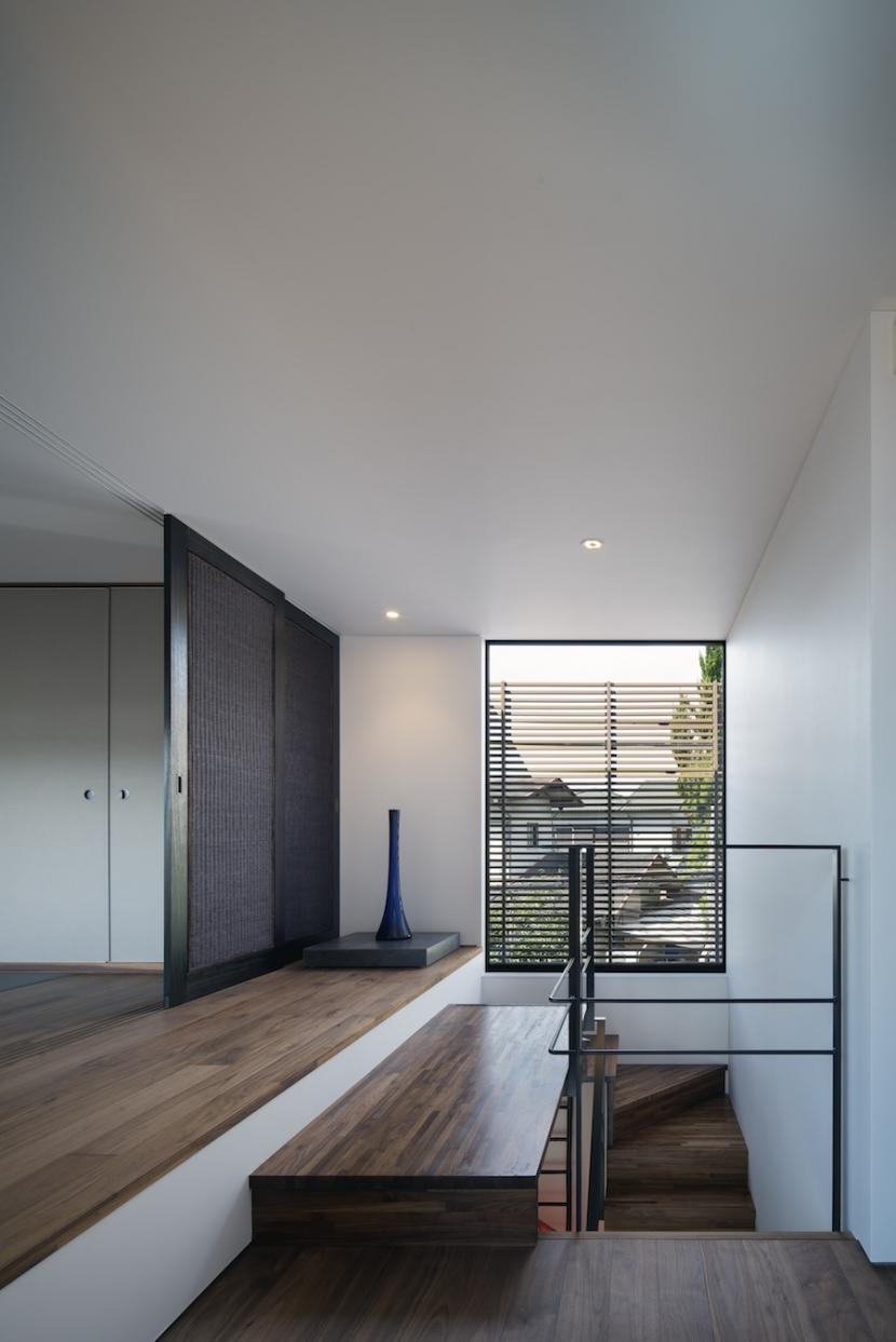 堺・槙塚台の家の部屋 階段