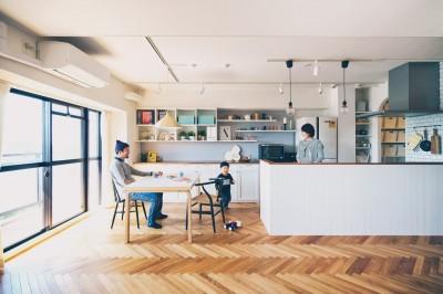 ダイニング&キッチン (roomy)