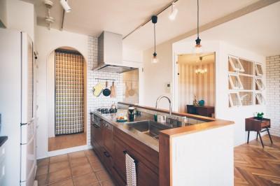 キッチン (roomy)
