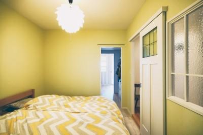 ベッドルーム (roomy)