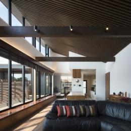 堺・槙塚台の家の写真 LDK