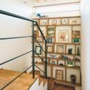 hauskaの写真 階段