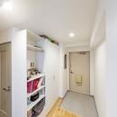 フリーキスワークスの住宅事例「家族の気配をいつもそばに感じるリノベーション~天白区A様邸~」