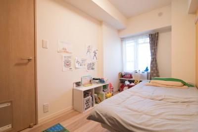 子供部屋 (ペットも快適に過ごせる住まい)
