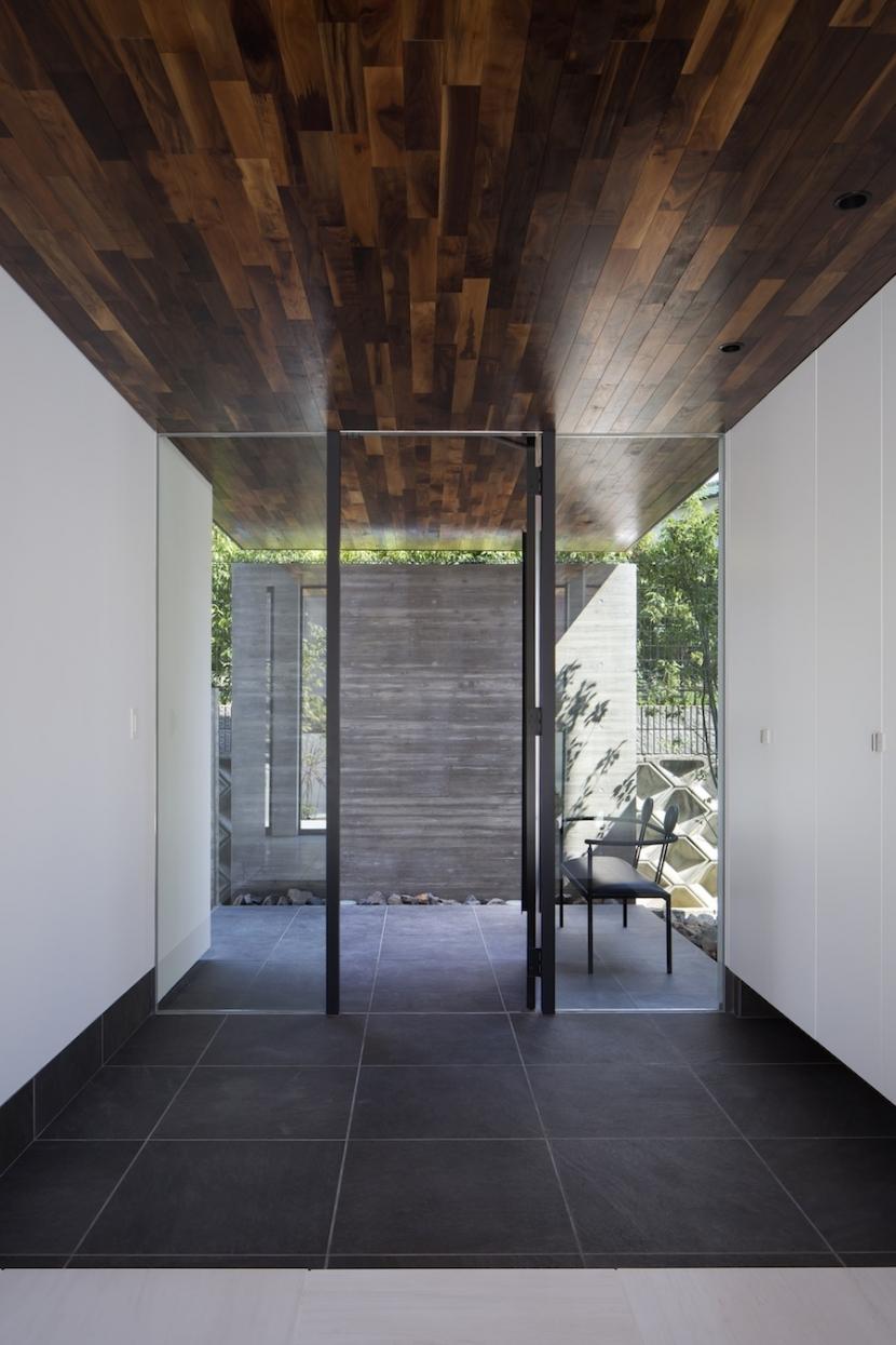堺・槙塚台の家の部屋 玄関