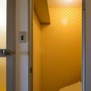 room ∩ rooms ― マンションリノベーションの写真 トイレ