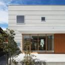 米原の家の写真 南側外観