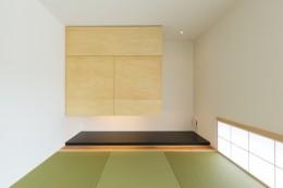 米原の家 (和室)