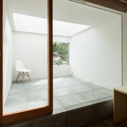 米原の家 (サンルーム)