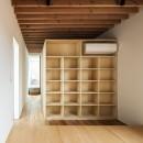 米原の家の写真 寝室