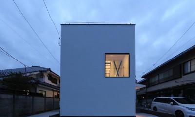 箱型デザイン住宅 ハコノオウチ08|デザイン住宅外観いろいろ