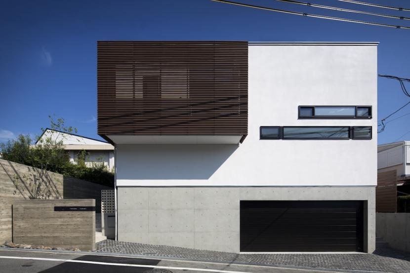 堺・槙塚台の家 (外観)