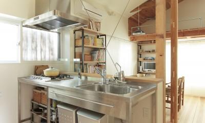 ブロカントハウス (キッチン)