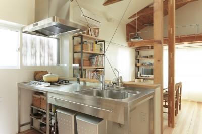 キッチン (ブロカントハウス)