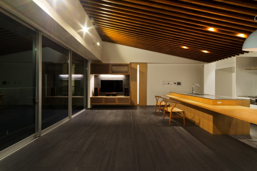 高松の家の部屋 LDK