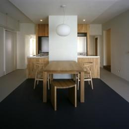 tsujioka house (ダイニング)