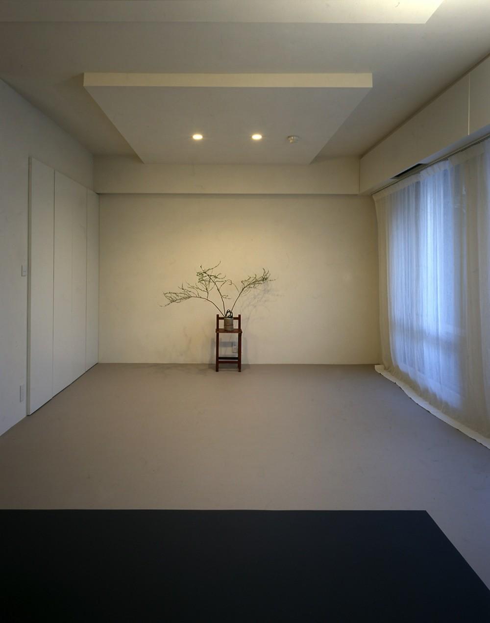 tsujioka house (リビング)