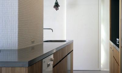 tsujioka house (キッチン)