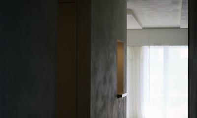tsujioka house (廊下)