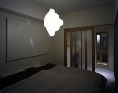 寝室 (tsujioka house)