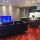 NAOMI KIYOTAの住宅事例「青山のマンション~都心のマンションを一新!夫婦2人の夢の暮らしを実現するプレミアム・デザイナーズ リノベーション~」