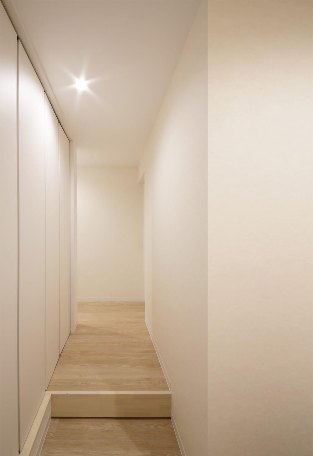 恵美須のゲストハウス (通路 収納)