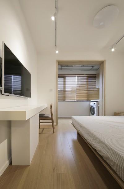 寝室 (上海の住宅)