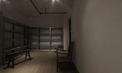 上海の住宅 (納戸)