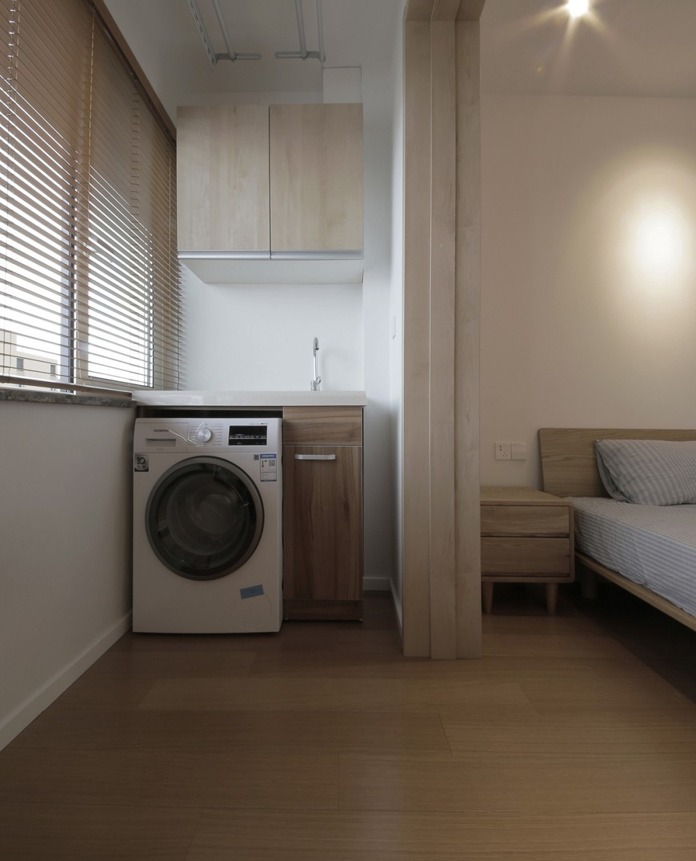 上海の住宅 (寝室)