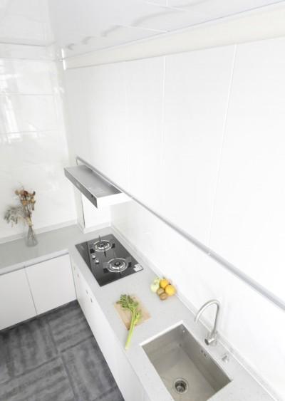 重慶の住宅 (キッチン)