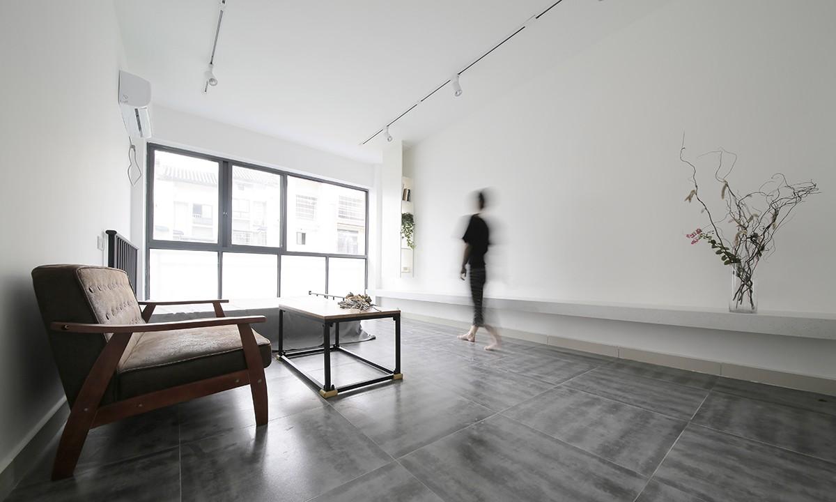 重慶の住宅 (リビング)