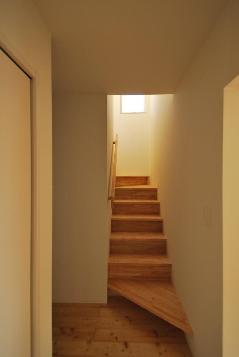 バンドマンの家 (階段)