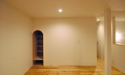 バンドマンの家 (子ども部屋1)
